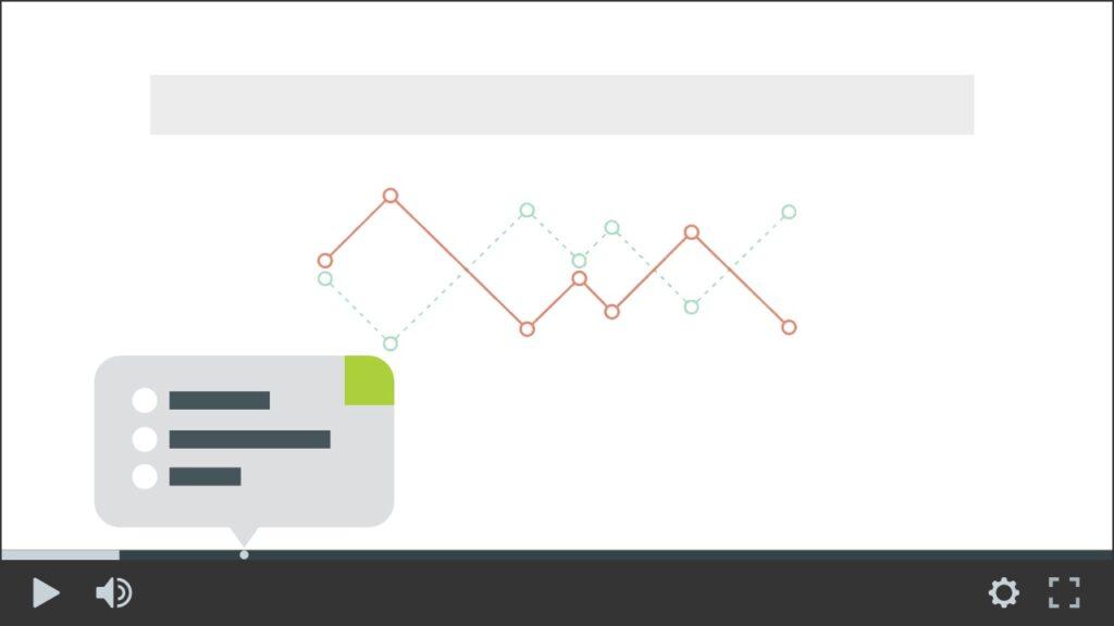 Capture d'écran montrant comment enseigner à distance via des quiz